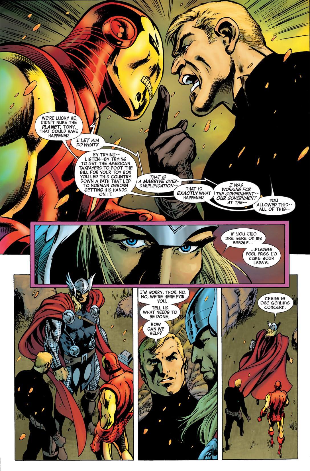 Avengers Prime #1 (of 5)
