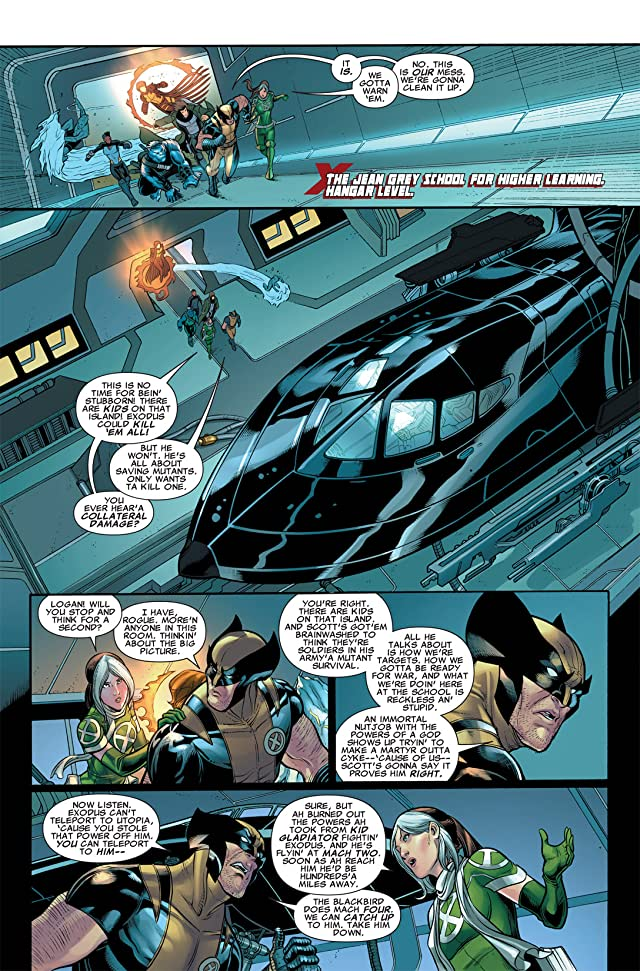 click for super-sized previews of X-Men: Legacy (2008-2012) #262