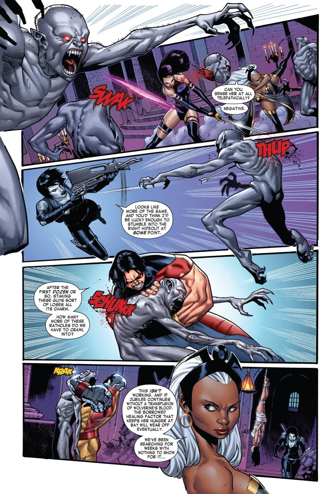 X-Men (2010-2013) #25