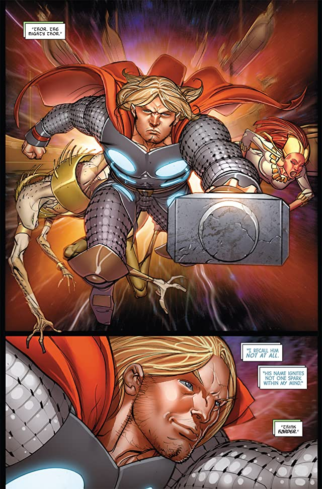 click for super-sized previews of The Mighty Thor (2011-2012) #11