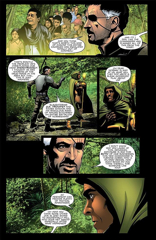 click for super-sized previews of G.I. Joe: Cobra (2011-2013) #10