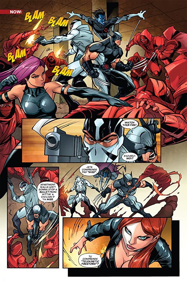 click for super-sized previews of Deadpool (2008-2012) #51