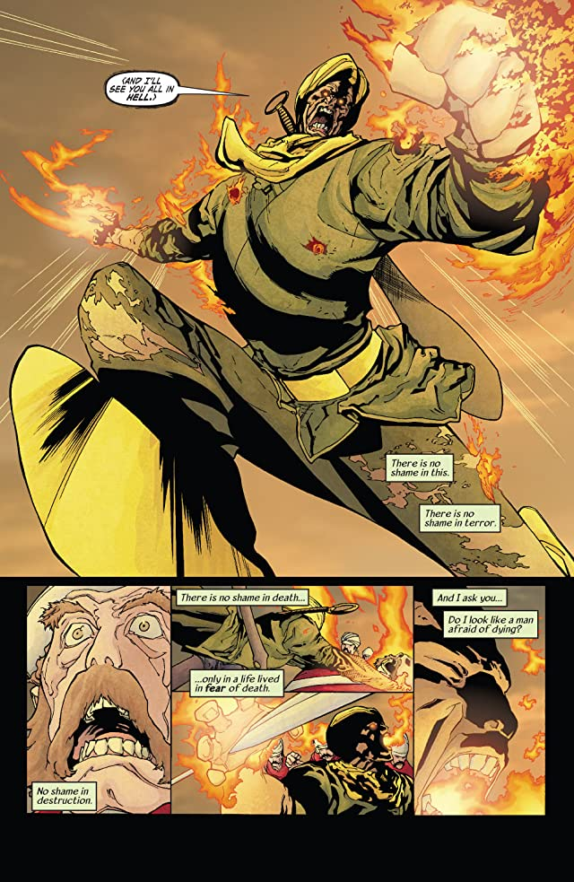 click for super-sized previews of Immortal Iron Fist #3