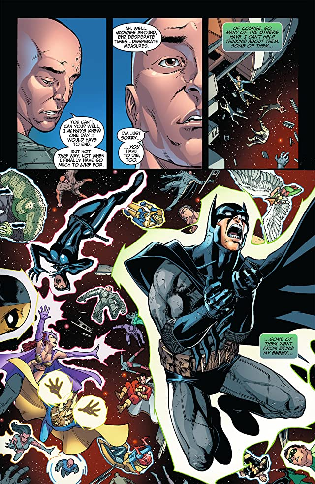 click for super-sized previews of DC Universe Online Legends #23