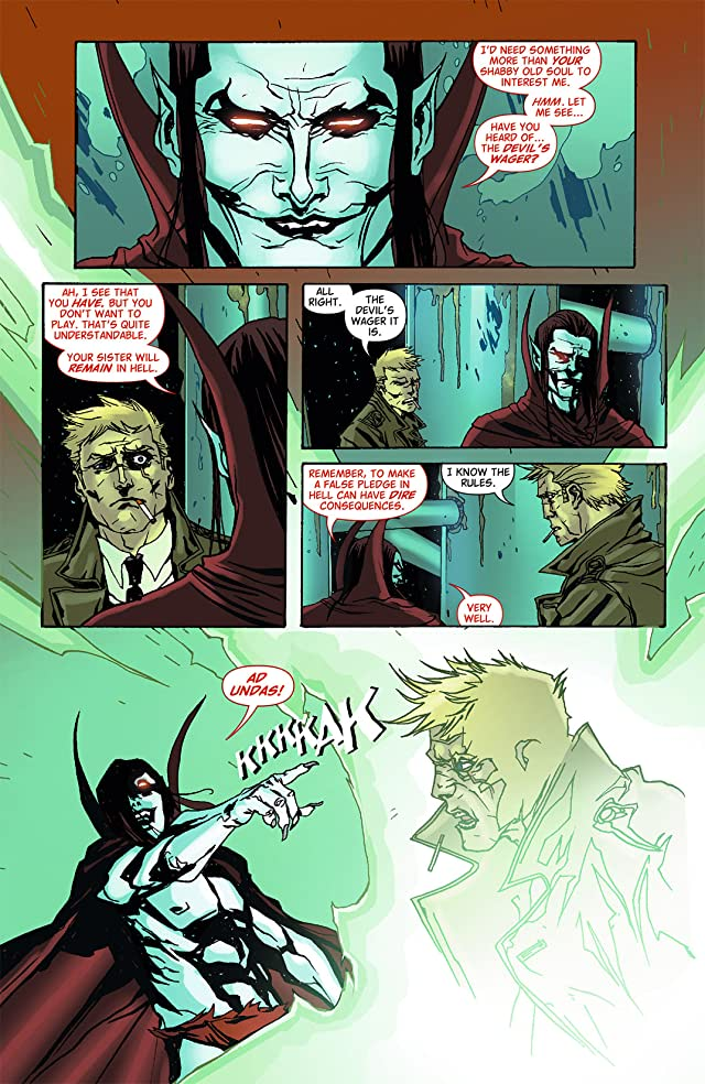 click for super-sized previews of Hellblazer #288