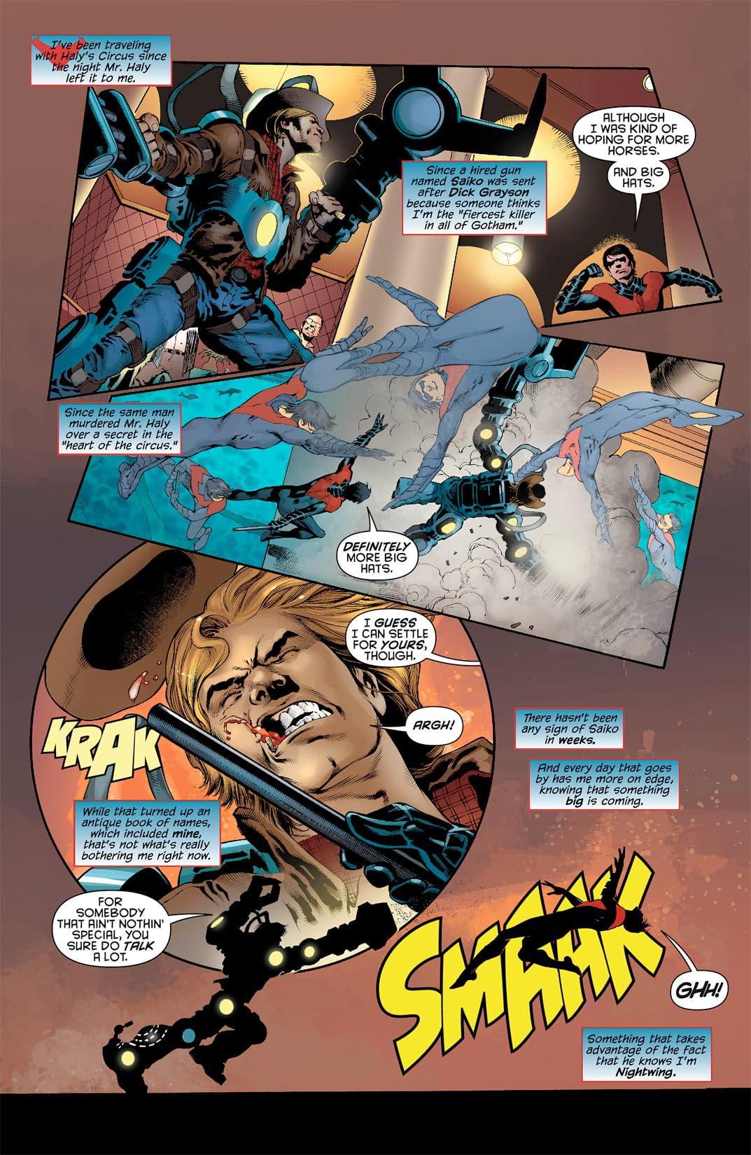 Nightwing (2011-2014) #6