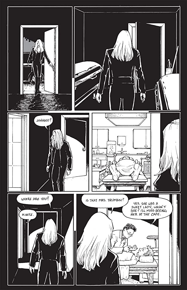 click for super-sized previews of Rachel Rising #2