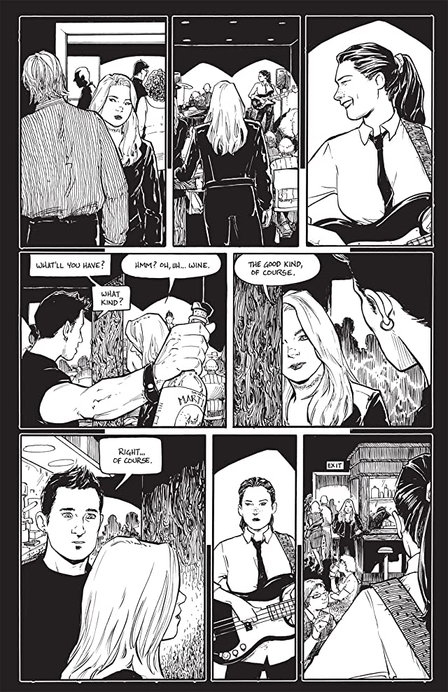 click for super-sized previews of Rachel Rising #3
