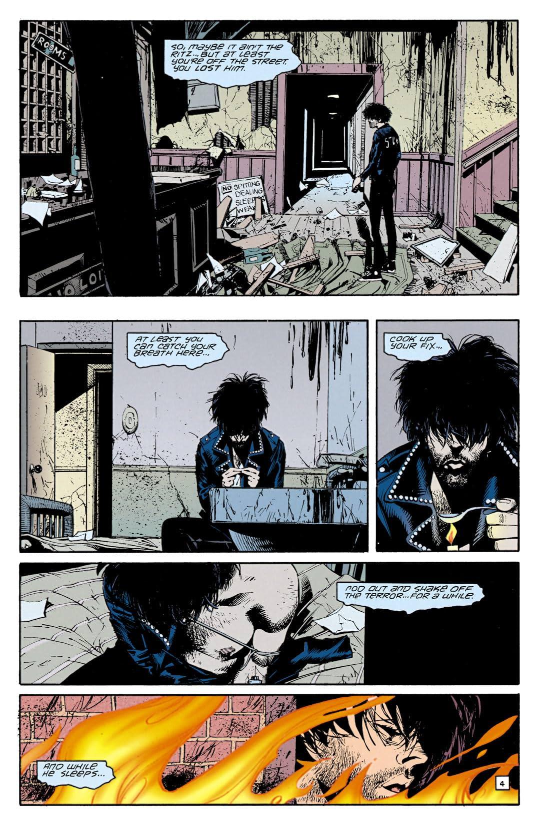 Batman: Legends of the Dark Knight #64