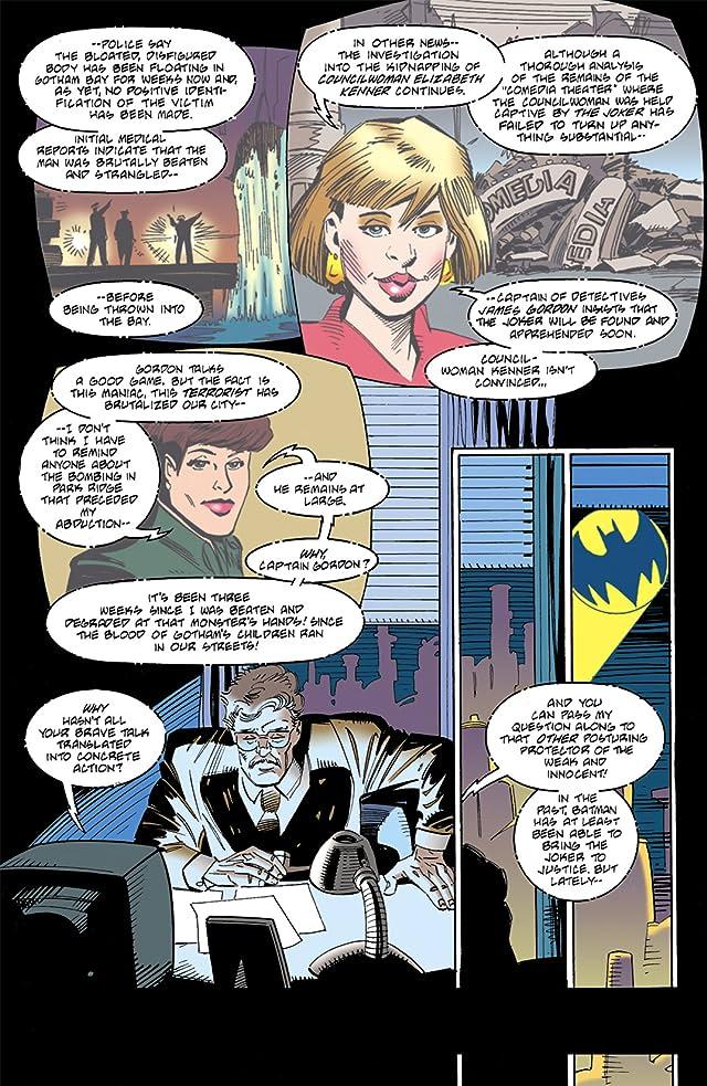 Batman: Legends of the Dark Knight #66