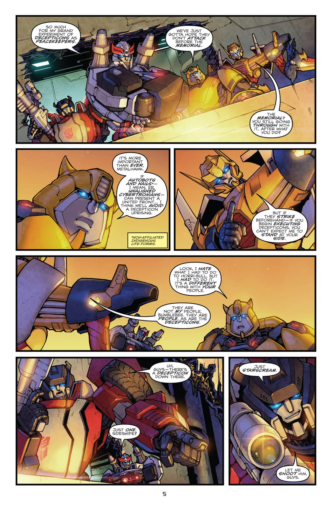 Transformers: Robots In Disguise (2011-) #2