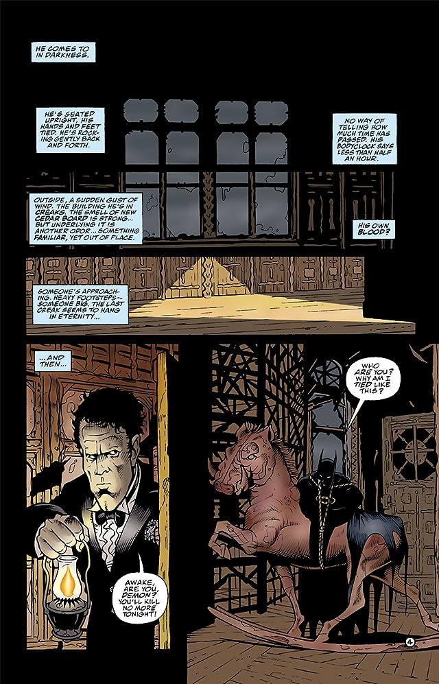 Batman: Shadow of the Bat #64