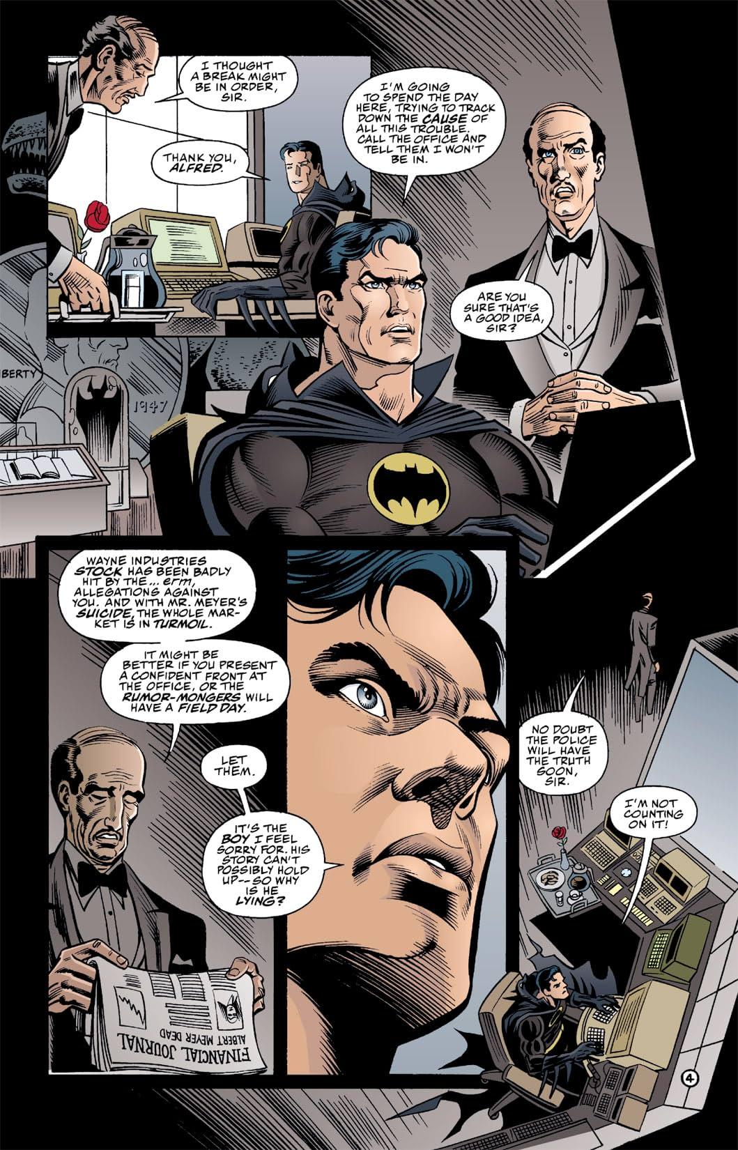 Batman: Shadow of the Bat #66