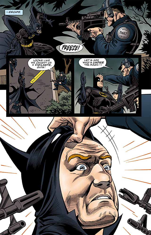 click for super-sized previews of Batman: Shadow of the Bat #67