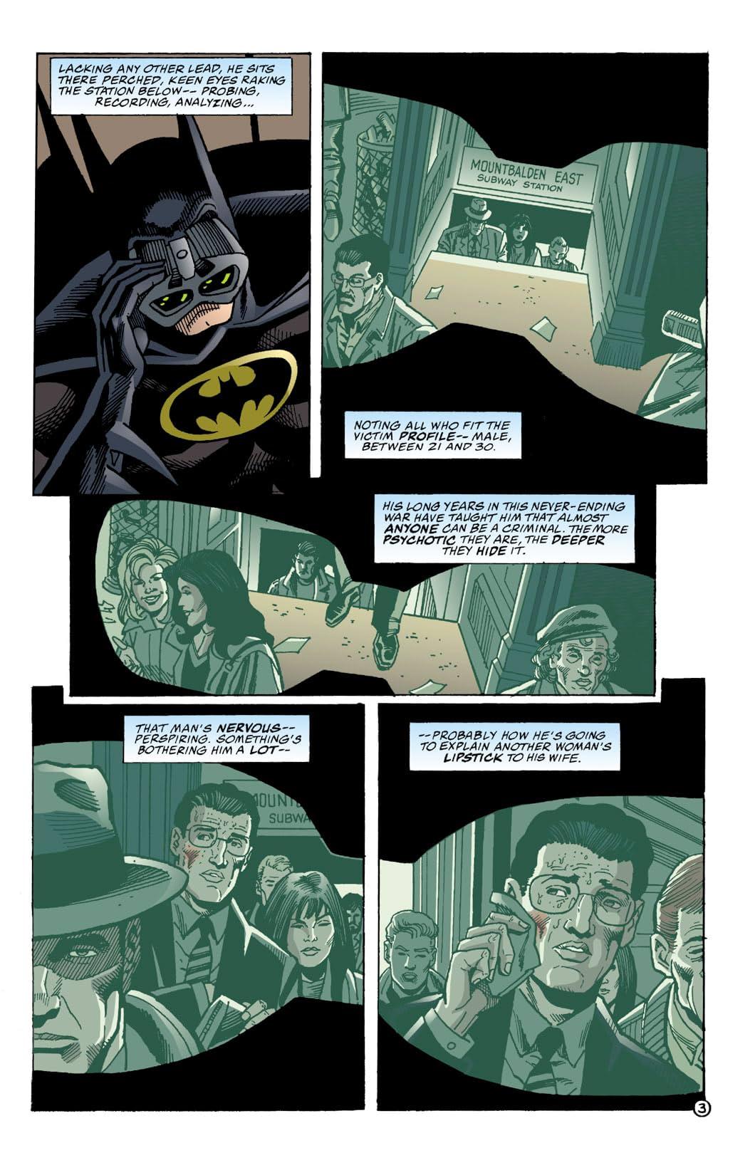 Batman: Shadow of the Bat #68