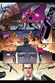 Magneto: Not A Hero #4 (of 4)