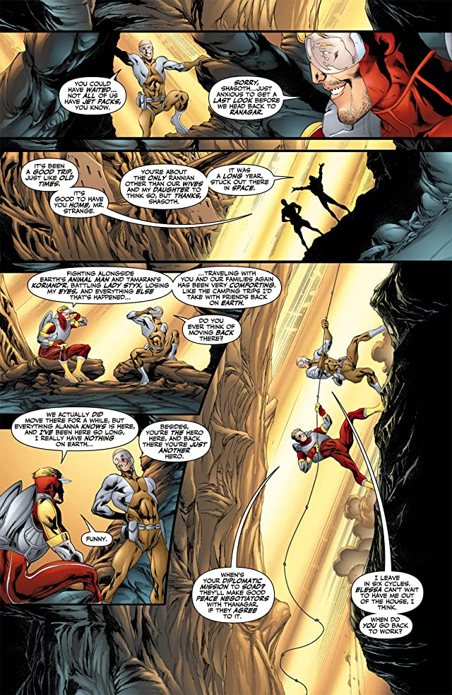 click for super-sized previews of Countdown to Adventure #1