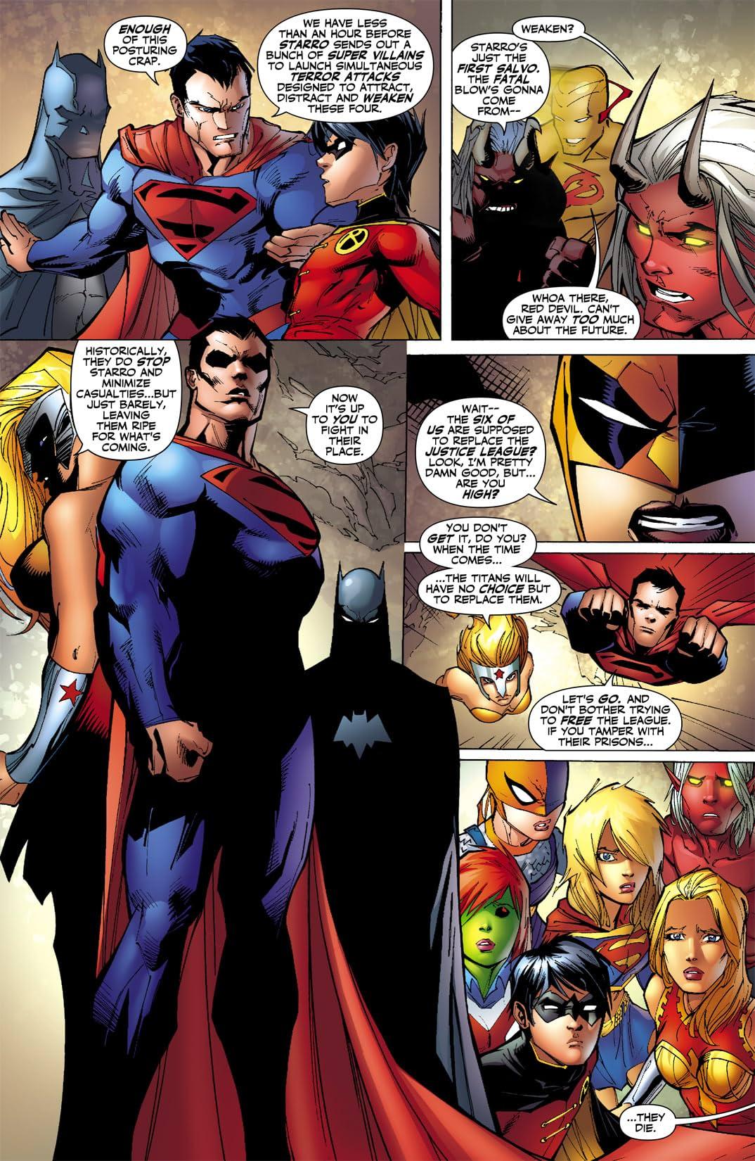 Teen Titans (2003-2011) #51