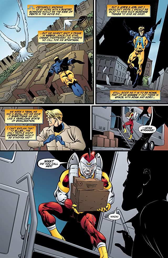 click for super-sized previews of Countdown to Adventure #2