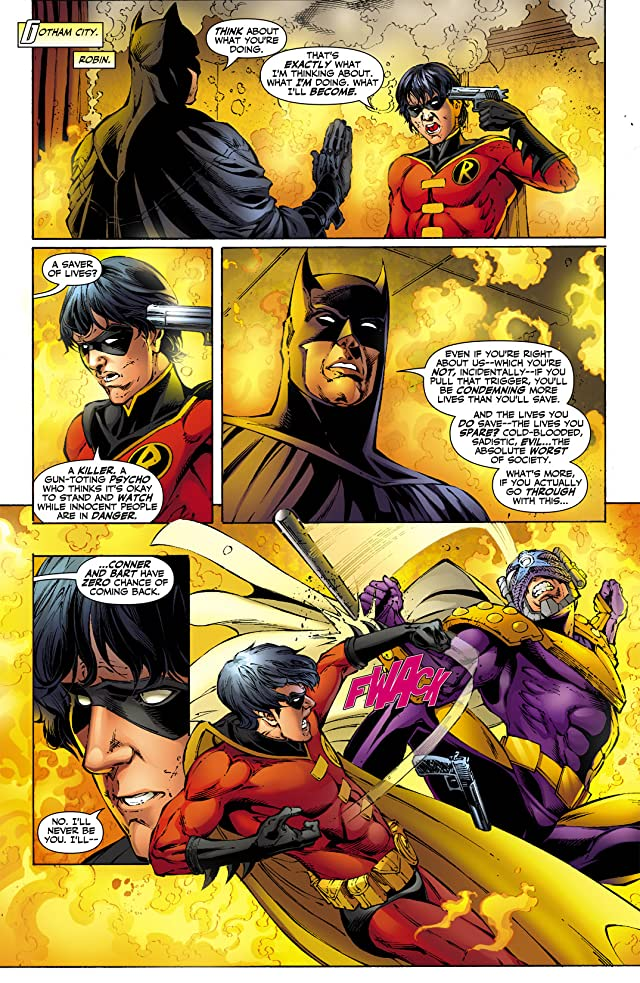 click for super-sized previews of Teen Titans (2003-2011) #52
