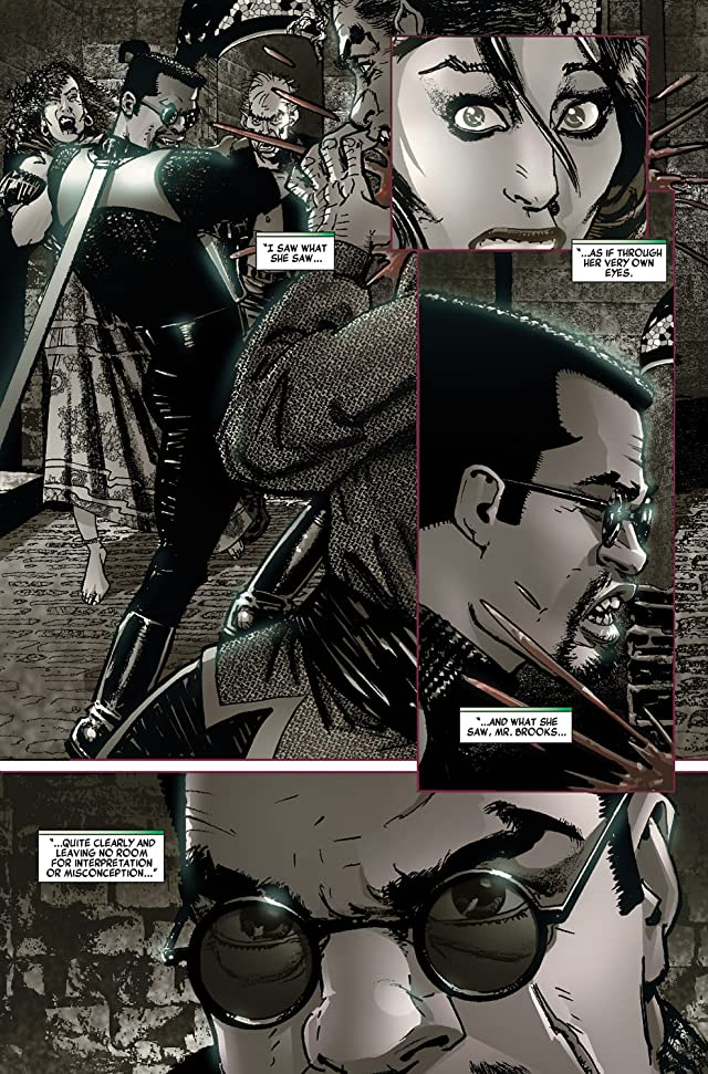 click for super-sized previews of Blade (2006-2007) #2