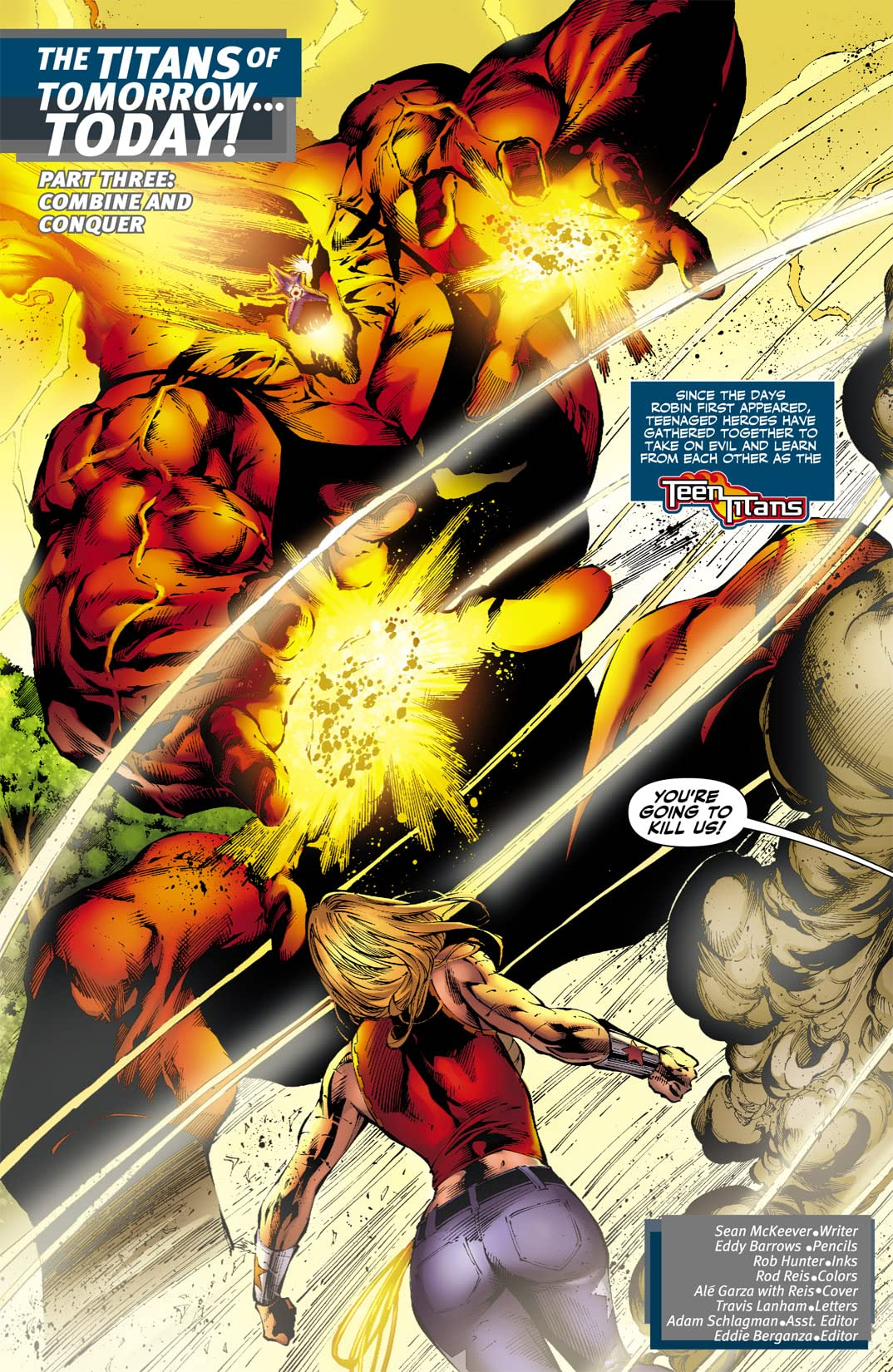 Teen Titans (2003-2011) #53