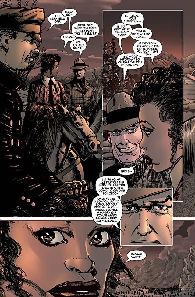 click for super-sized previews of Blade (2006-2007) #6