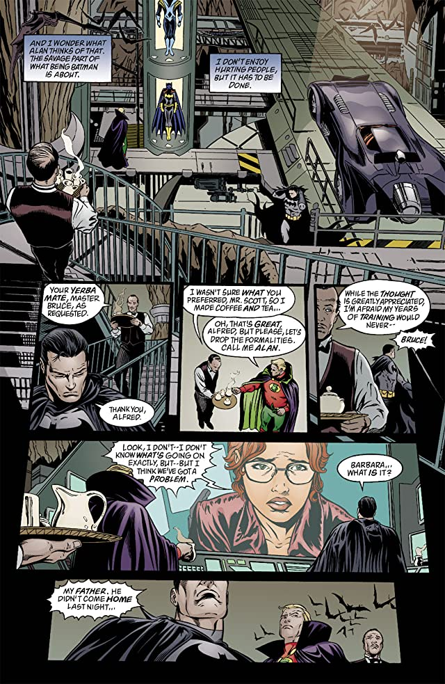 click for super-sized previews of Detective Comics (1937-2011) #786