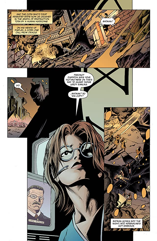 click for super-sized previews of Detective Comics (1937-2011) #788