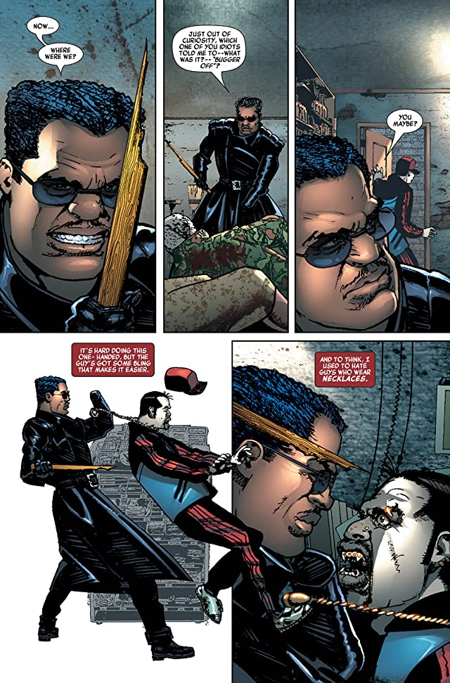 click for super-sized previews of Blade (2006-2007) #7