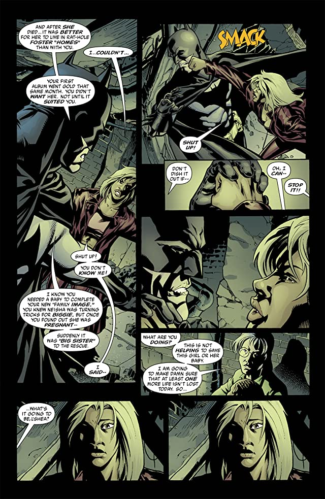 click for super-sized previews of Detective Comics (1937-2011) #793