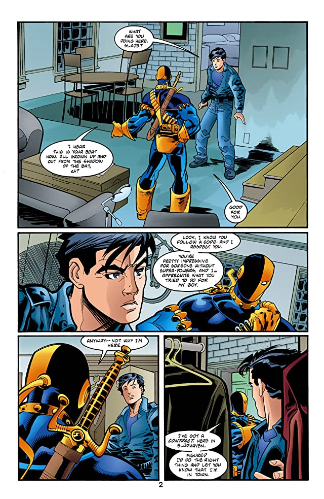 click for super-sized previews of Nightwing (1996-2009) #80