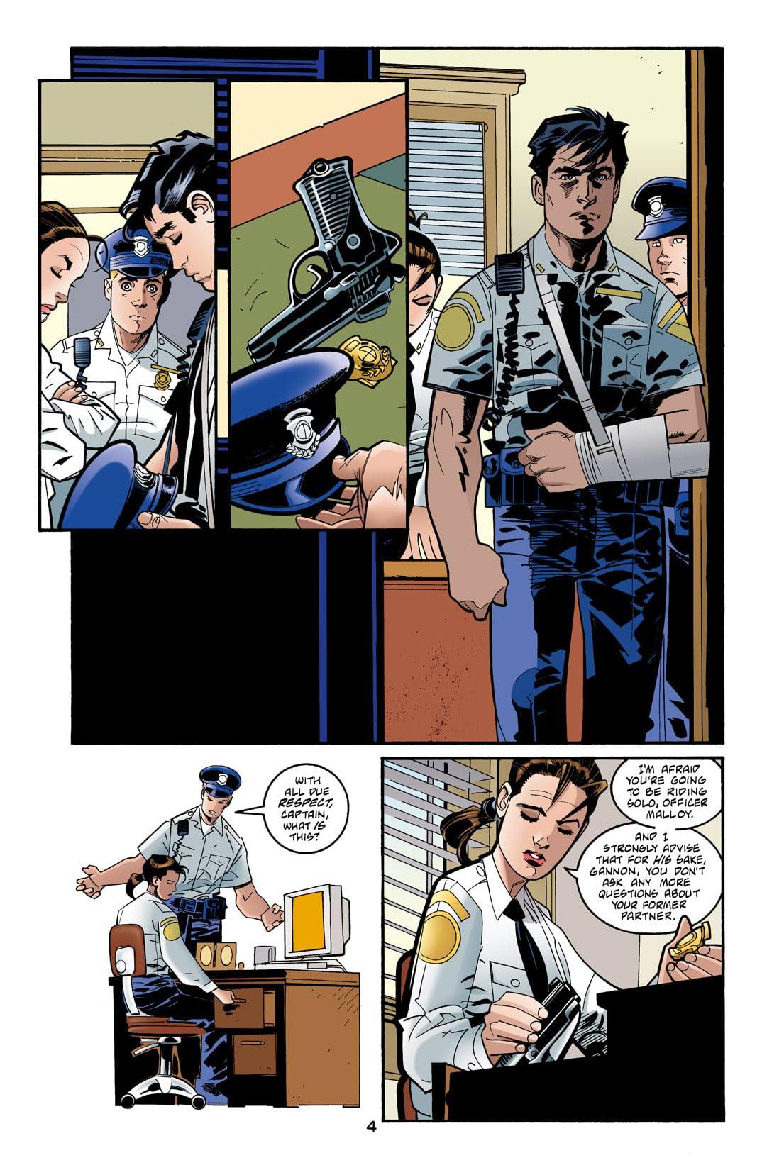 Nightwing (1996-2009) #83