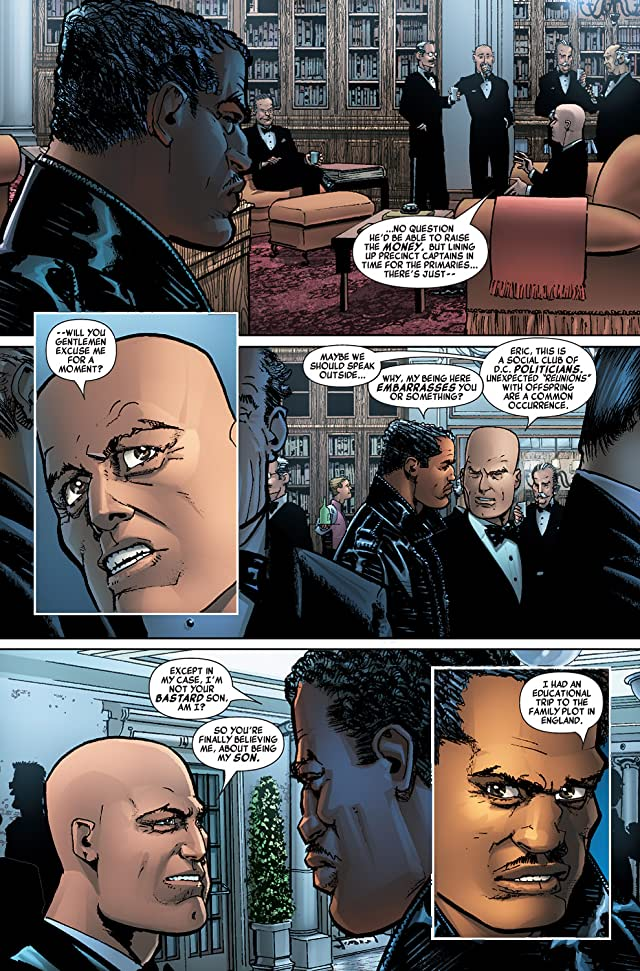 click for super-sized previews of Blade (2006-2007) #10