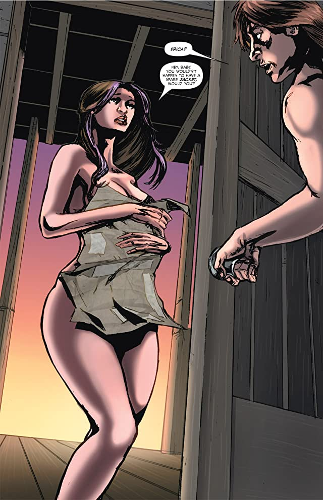 click for super-sized previews of Grimm Fairy Tales: Myths & Legends #8