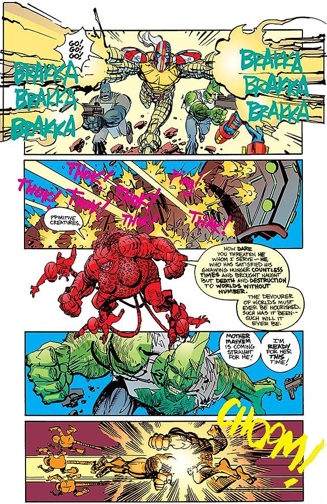 Savage Dragon #129