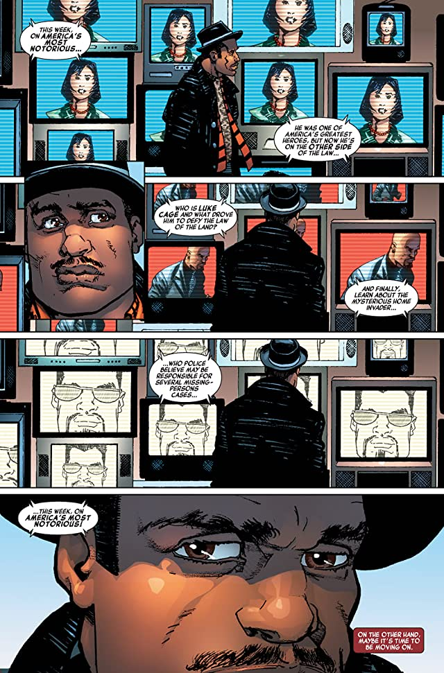 click for super-sized previews of Blade (2006-2007) #4