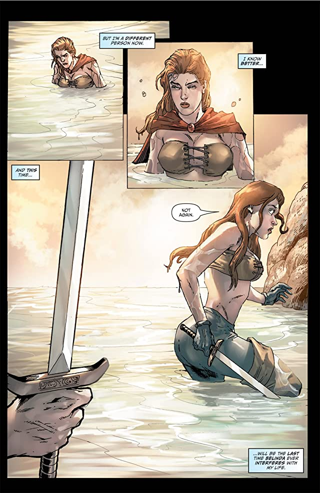 click for super-sized previews of Grimm Fairy Tales #63