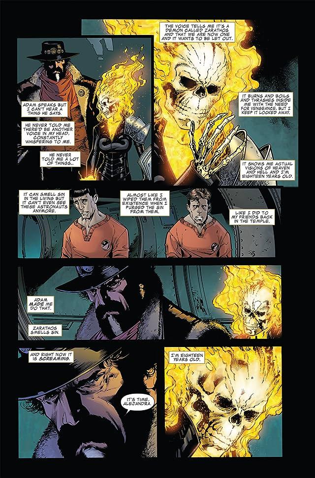 Ghost Rider (2011-2012) #4