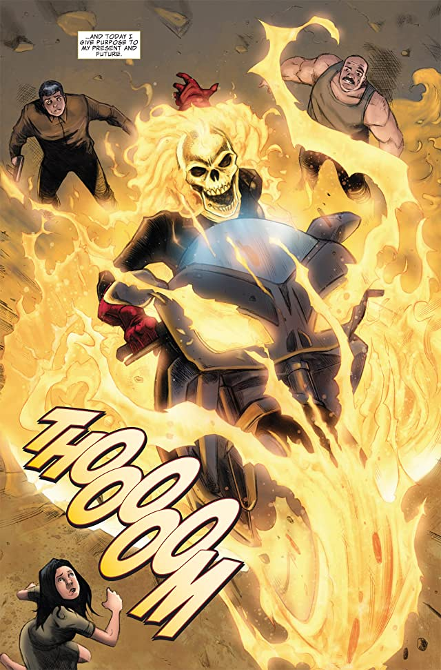 click for super-sized previews of Ghost Rider (2011-2012) #5