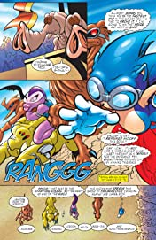 Sonic the Hedgehog #129