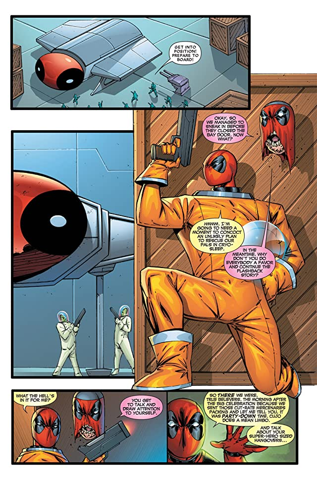 Deadpool Corps #8