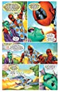 click for super-sized previews of Deadpool Corps #9