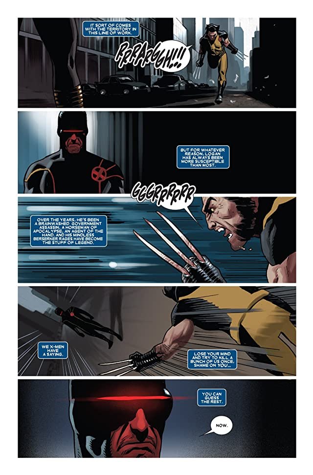 click for super-sized previews of Wolverine (2010-2012) #6