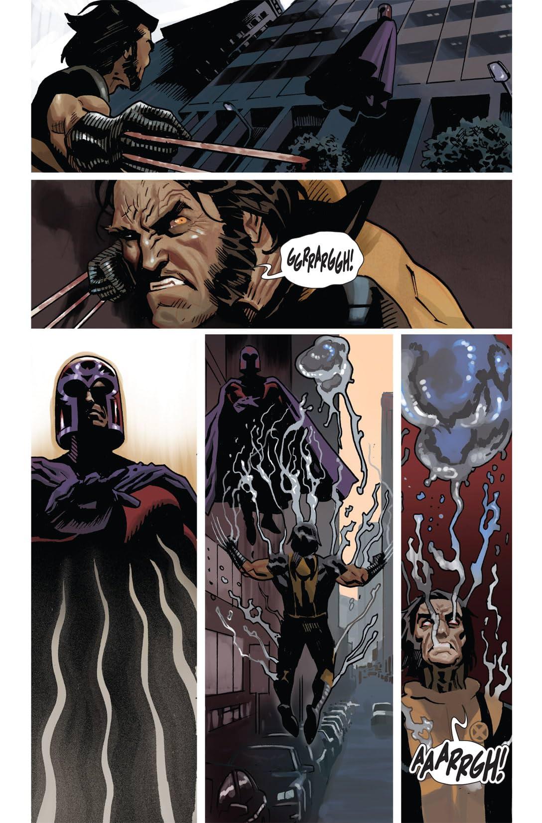 Wolverine (2010-2012) #6