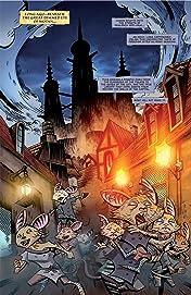 The Mice Templar Vol. 3 #0