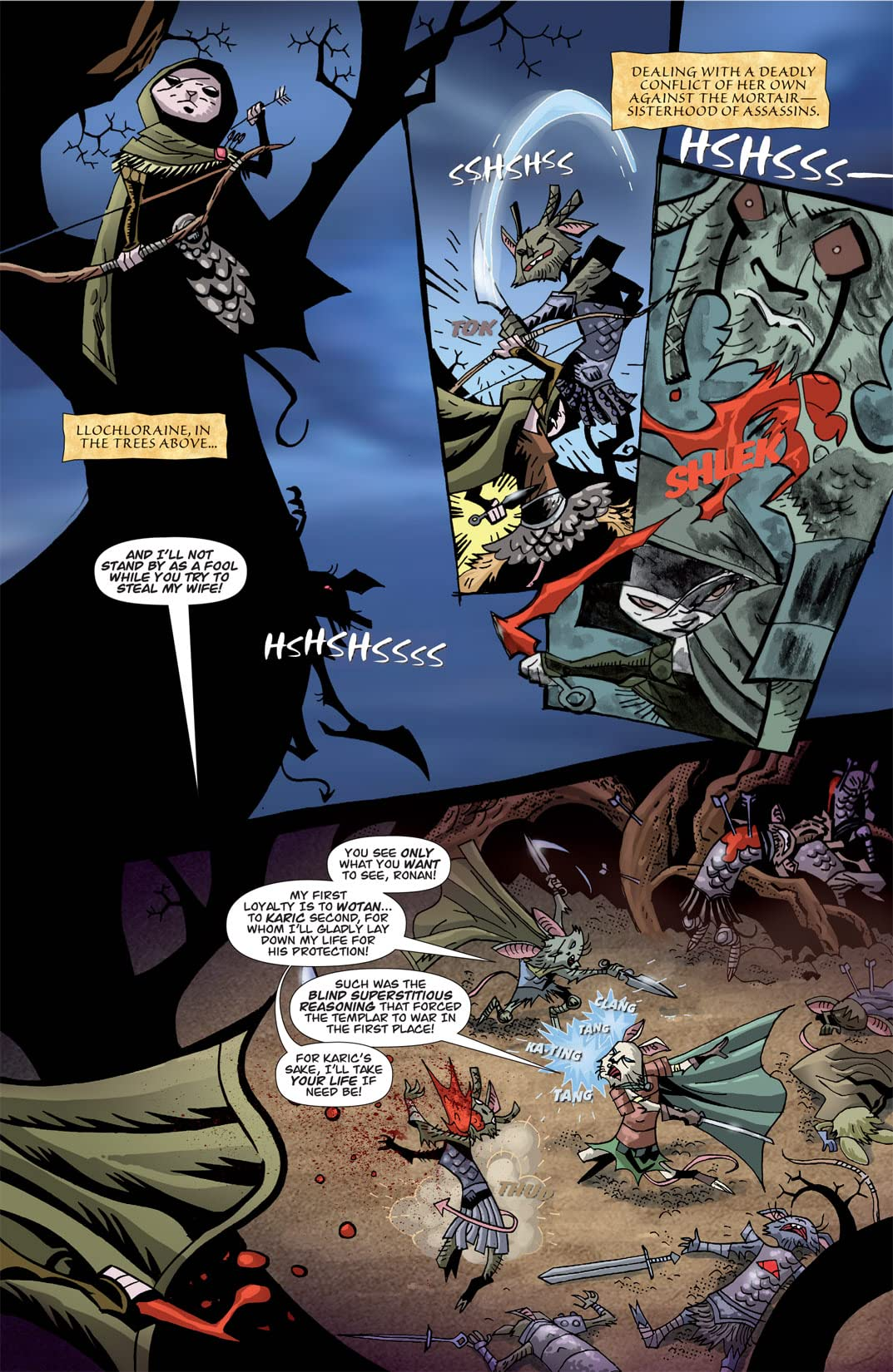 The Mice Templar Vol. 3 #2