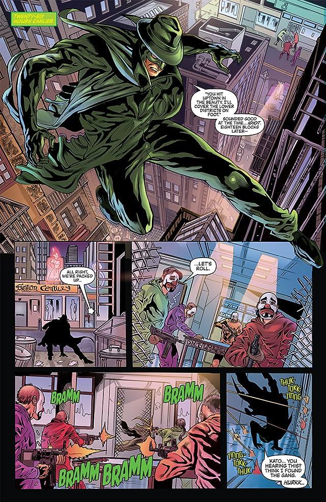 Green Hornet #22