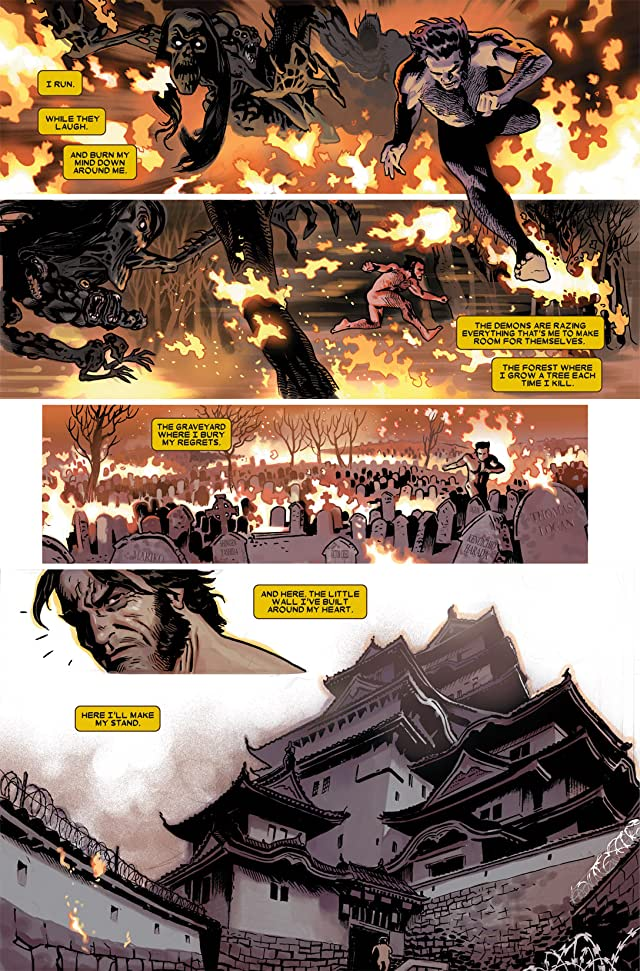 click for super-sized previews of Wolverine (2010-2012) #7