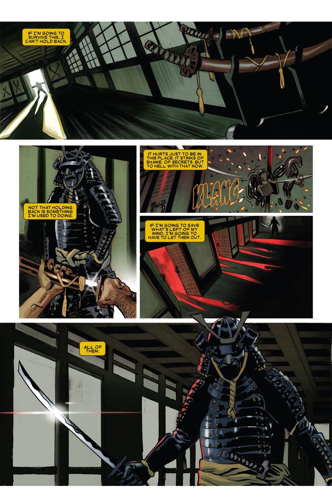 Wolverine (2010-2012) #7